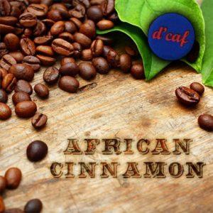 African Cinnamon Decaf