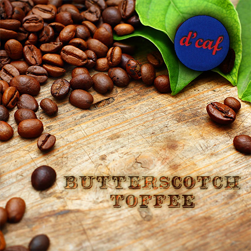 Butterscotch Toffee Decaf