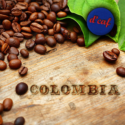 Columbia Decaf