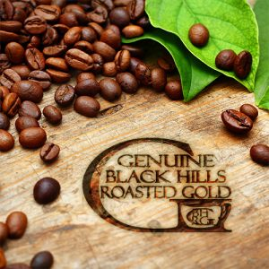 Genuine Black Hills Roasted Gold