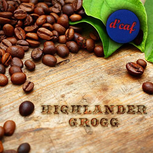 Highlander Grogg Decaf