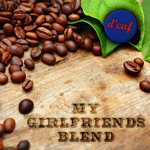 My Girlfriend's Blend Decaf