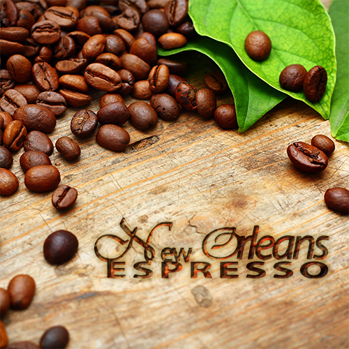 New Orleans Espresso
