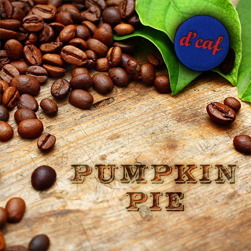 Pumpkin Pie Decaf