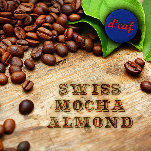 Swiss Mocha Almond Decaf