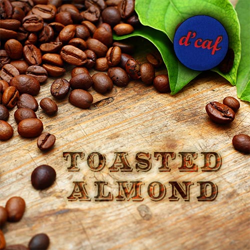 Toasted Almond Decaf