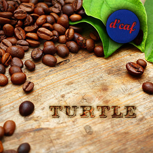 Turtle Decaf Coffee - Dark Canyon Coffee